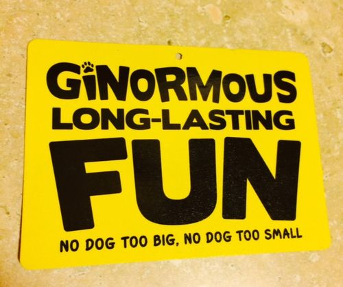 Ginormous fun