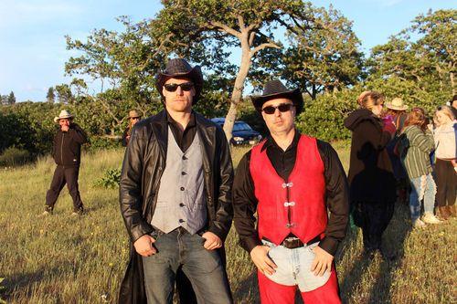 Landprom cowboys